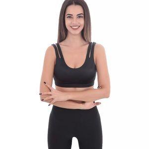 Nike Women Size XL Indy Shine Training Sports Bra
